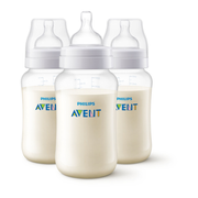 Philips AVENT SCF816/37 feeding bottle 330 ml Polypropylene (PP) Transparent, White