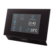2N Telecommunications Indoor Touch, Anzeige, Schwarz, 2N Telecommunications, 2N Indoor Talk