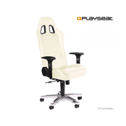 Playseat Office Chair White Universal gaming chair Padded seat
