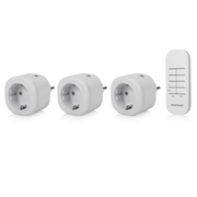 Smartwares SH4-99553 Mini Indoor Plug Switch Set