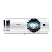 Acer S1386WHN data projector Ceiling-mounted projector 3600 ANSI lumens DLP WXGA (1280x800) 3D White