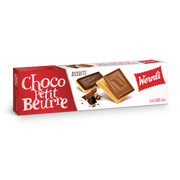 Wernli Choco Petit Beurre assorti Cookie Chocolate 125 g