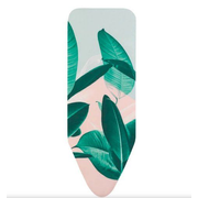 Brabantia 118920 ironing board cover Ironing board top cover Cotton Green, Pink