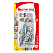 Fischer 90894 dowels 10 pc(s) Metal, Nylon Round