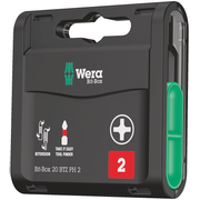 Wera Bit-Box 20 BTZ PH screwdriver bit 20 pc(s)