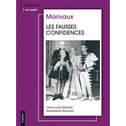 ISBN Les Fausses Confidences book Poetry French Paperback
