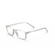 Pantone 0410-00B-ST fashion glasses Unisex Oval Full rim Translucent, White