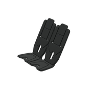 Thule 20201508 baby carriage seat cover Black