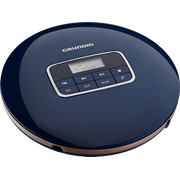 Grundig GCDP 8000 Tragbarer CD-Player Blau