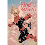 Pyramid International PP34416, Comics, Marvel, The Mighty Captain Marvel, Rechteck, Mehrfarben, 61 x 91,5 cm
