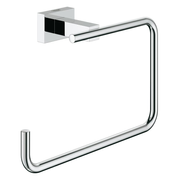 GROHE Essentials Towel ring Wall-mounted Chrome