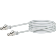 Schwaiger CKB6050 052 networking cable White 5 m Cat6 SF/UTP (S-FTP)
