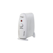 Sonnenkönig OFR5A Mini Indoor White 500 W Oil electric space heater