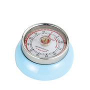 Zassenhaus Speed Mechanical kitchen timer Blue