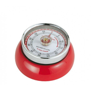 Zassenhaus 072327 Mechanical kitchen timer Red