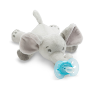 Philips AVENT Plush with ultra soft soother ultra soft snuggle