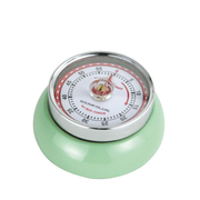 Zassenhaus Speed Mechanical kitchen timer Mint colour