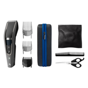 Philips HAIRCLIPPER Series 7000 HC7650/15 hair trimmers/clipper Black, Grey
