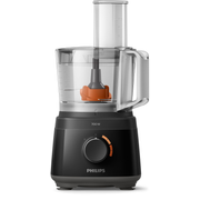 Philips Daily Collection HR7320/10 food processor 700 W 1 L Black