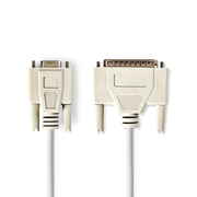 Nedis CCGP52131IV20 serial cable