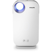 Philips AC4550/50 air purifier 48 m² 64 dB Silver, White