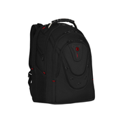 "Wenger/SwissGear Ibex Deluxe 17"" notebook case 43.2 cm (17"") Backpack Black"