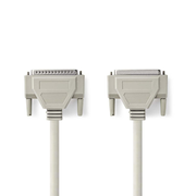Nedis CCGP52110IV50 serial cable