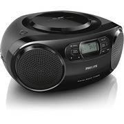 Philips AZB500, 2 kg, Schwarz, Tragbarer CD-Player
