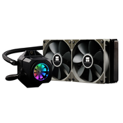 Thermalright Turbo Right 240C Processor Cooling set 12 cm Black