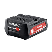 Metabo 625406000 cordless tool battery / charger