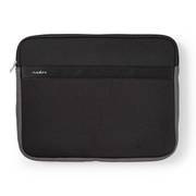 Nedis NBSE13100BK notebook case Black, Anthracite
