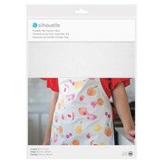 Silhouette HEAT-PRINT-FAB craft fabric
