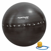 Tunturi 14TUSFU289 exercise ball 90 cm Black Full-size