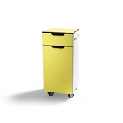 Durable 313104 office drawer unit Yellow