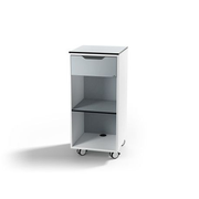 Durable 313206 office drawer unit Blue