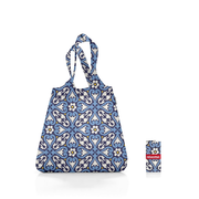 Reisenthel AT4067 shopping bag Blue, White Tote bag
