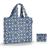 Reisenthel AA4067 shopping bag Blue, White Tote bag