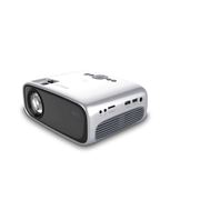 Philips NPX440/INT data projector Portable projector 2600 ANSI lumens LCD 800x480 Black, Silver