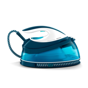 Philips GC7840/20 steam ironing station 2400 W 1.5 L SteamGlide soleplate Blue, White
