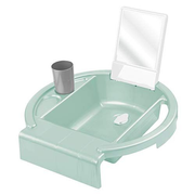 Rotho 20034 0313 01 baby bath Polypropylene (PP) Green, Grey, White