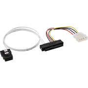 InLine 27622A Serial Attached SCSI (SAS) cable 0.75 m