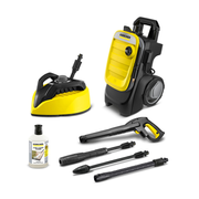 Kärcher K 7 COMPACT HOME pressure washer Electric 600 l/h 3000 W Black, Yellow