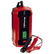 Einhell CE-BC 10 M vehicle battery charger 12 V Black, Red