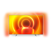 "Philips 70PUS7855/12 TV 177.8 cm (70"") 4K Ultra HD Smart TV Wi-Fi Silver"