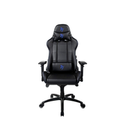 Arozzi Verona -SIG-PU-BL video game chair PC gaming chair Upholstered padded seat Black, Blue