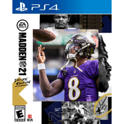 Electronic Arts Madden NFL 21 Deluxe Edition Englisch PlayStation 4