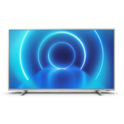 "Philips 7500 series 58PUS7555/12 TV 147.3 cm (58"") 4K Ultra HD Smart TV Wi-Fi Silver"