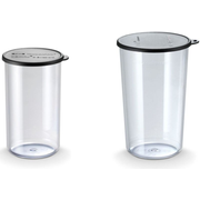 Bamix 450.050 cup Transparent Universal 2 pc(s)