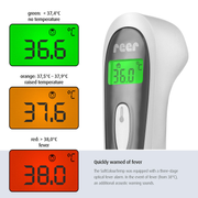 reer Colour SoftTemp 3in1 contactless infrared thermometer