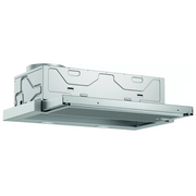 Bosch Serie 4 DFL064A52 cooker hood Semi built-in (pull out) Stainless steel 271 m³/h A